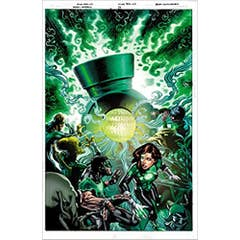 Green Lanterns Volume 8: Ghosts of the Past