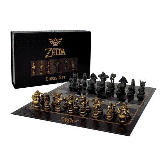 Legend of Zelda Collector's Chess