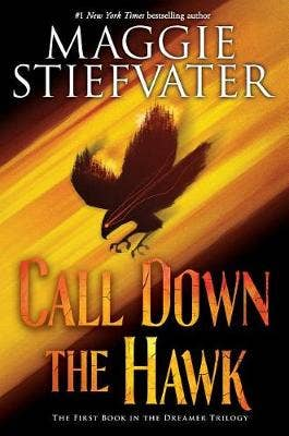 Call Down the Hawk (the Dreamer Trilogy, Book 1), 1