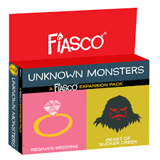 Unknown Monsters Expansion Pack