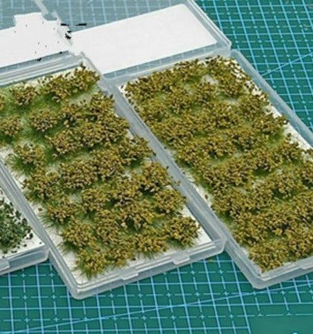 WEIJING GRASS TUFT YELLOW GREEN