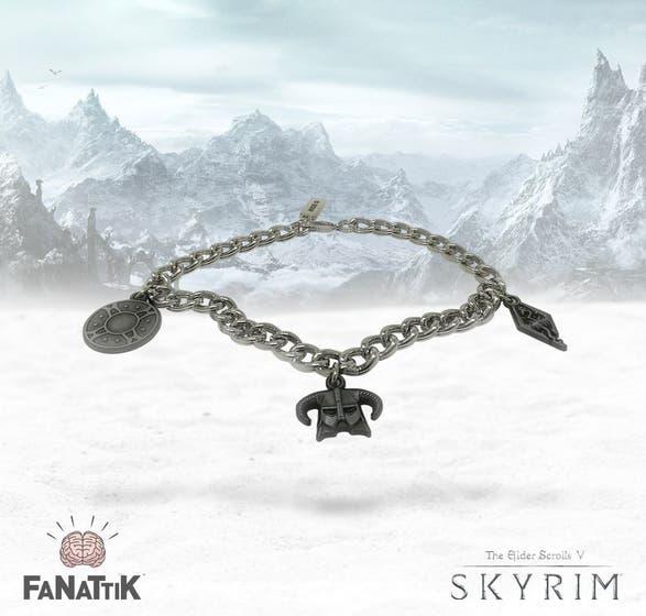 Elder Scrolls Limited Edition Charm Bracelet