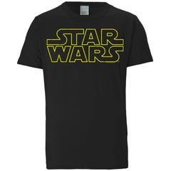 Star Wars Logo Easyfit T-Shirt (S)