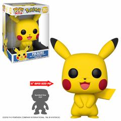 Pikachu POP! Games Oversized Vinyl Figure 25 cm