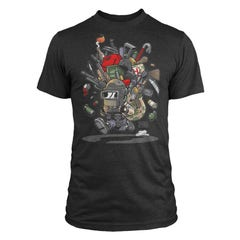 Looted Premium T-Shirt (S)