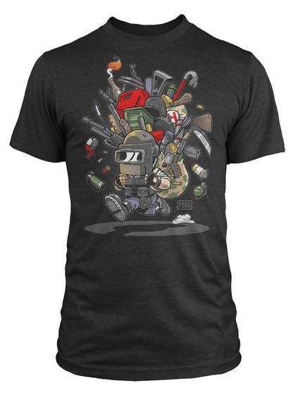 Looted Premium T-Shirt (XL)