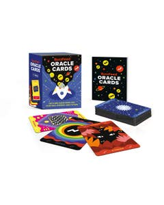 BuzzFeed Oracle Cards: Deck and Guide Book for Your Past, Present, and Future