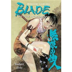 Blade of the Immortal: v. 19: Badger Hole