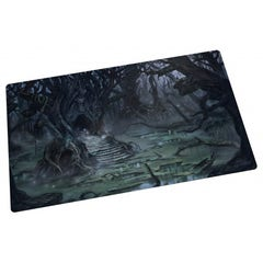 Swamps Lands 2nd Edition Play Mat 61x35 cm