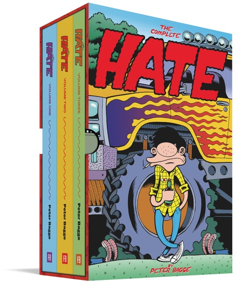 Complete Hate Peter Bagge