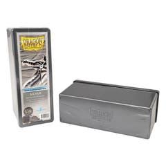 Silver Dragon Shield Four Compartment Deck Box
