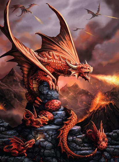 Age of Dragons Puzzle (500)