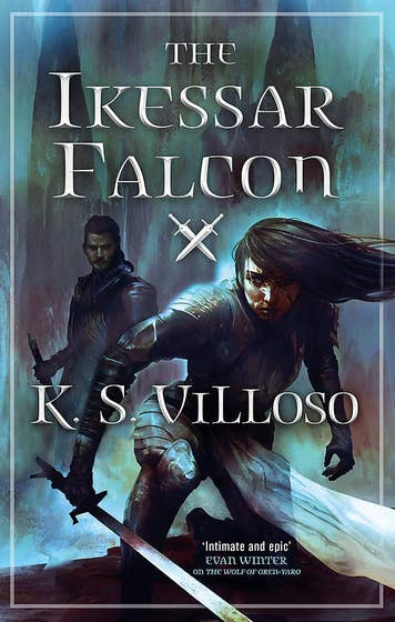 The Ikessar Falcon: Chronicles of the Bitch Queen: Book Two