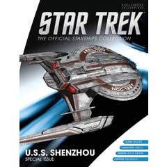 #22 Uss Shenzhou