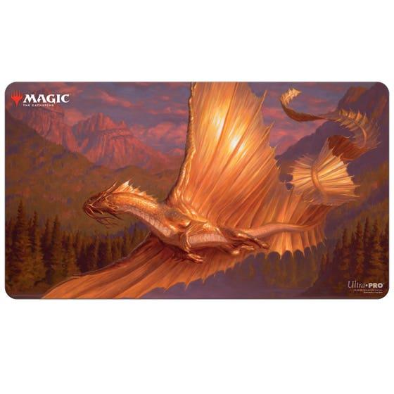 Adult Gold Dragon Play Mat