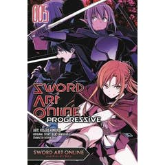 Sword Art Online Progressive, Vol. 5 (manga)