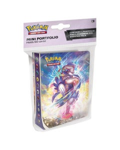 Sword & Shield Battle Styles Mini Binder With Booster Pack