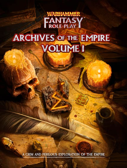 Archives of the Empire Vol. 1