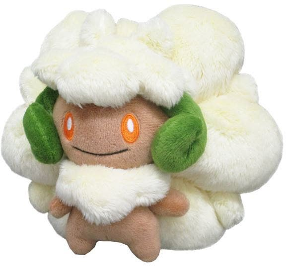 Whimsicott All Star Collection Plush Figure