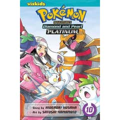 Pokemon Adventures: Diamond and Pearl/Platinum, Vol. 10