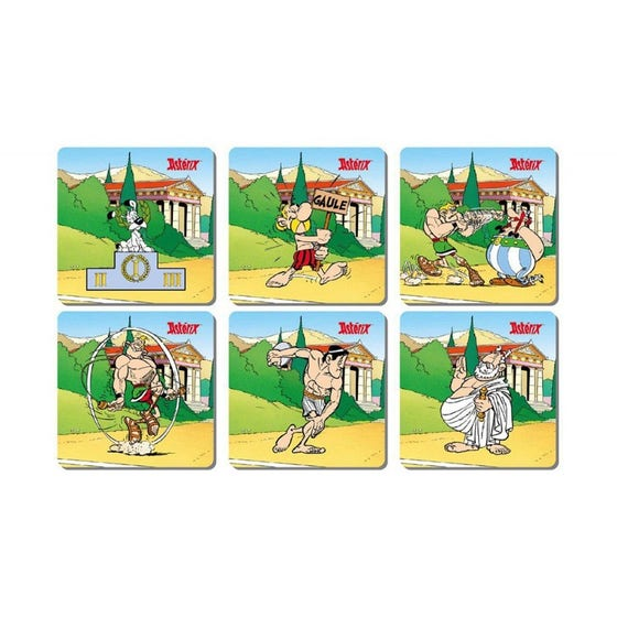 Olympic Games Coasters (6)