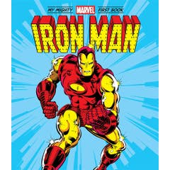 Iron Man: My Mighty Marvel First Book
