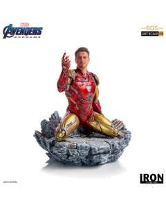 I am Iron Man BDS Art Scale Statue 15 cm