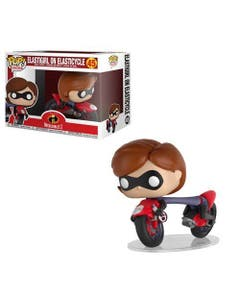 Elastigirl on Elasticycle POP! Disney Vinyl Figure