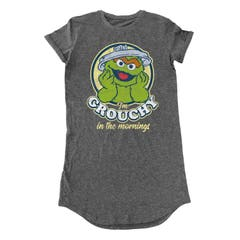 Grouchy in the Morning T-Shirt (L)