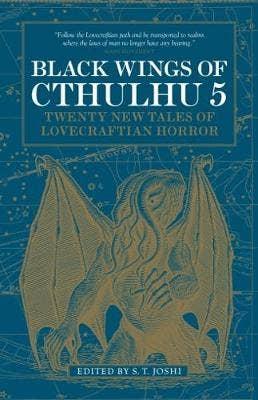 Black Wings of Cthulhu (Volume 5)