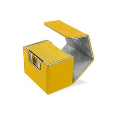 Standard Size Amber XenoSkin Sidewinder Flip Deck Case (80+)