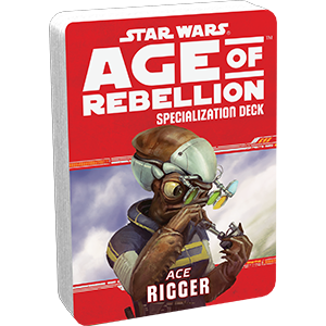 Ace Rigger Specialization Deck