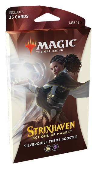 Strixhaven School of Mages Silverquill Theme Booster Pack
