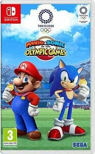 Mario & Sonic at the Olympic Games Tokyo
