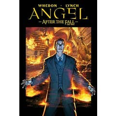 Angel After The Fall First Night Volume 2