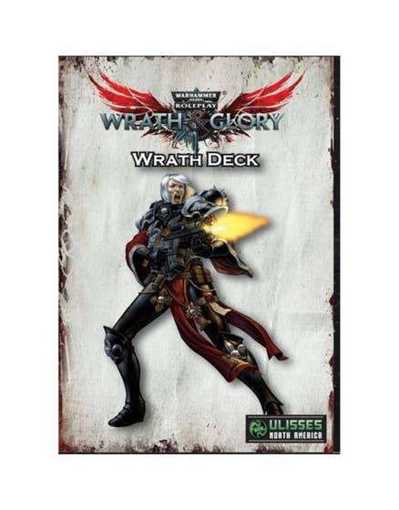 Wrath & Glory Wrath Deck