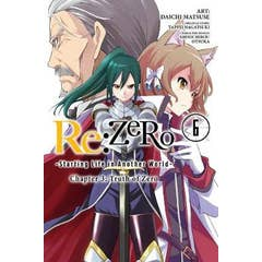 re:Zero Starting Life in Another World, Chapter 3: Truth of Zero, Vol. 6