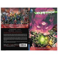 Justice League Vol. 4 (The New 52)