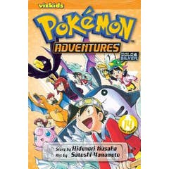 Pokemon Adventures (Gold and Silver), Vol. 14