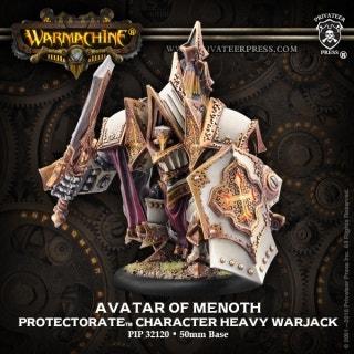 Avatar of Menoth: Character Heavy