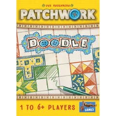 Patchwork Doodle 1 to 6 Players
