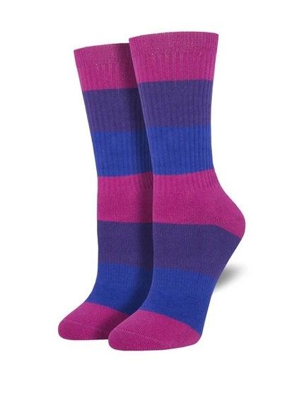 Bi Pride Socks (L/XL)