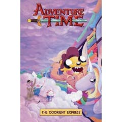 Adventure Time Original Graphic Novel Vol. 10: The Ooorient Express, Volume 10: The Orient Express