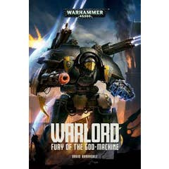 Warlord: Fury of the God-Machine