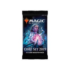 2019 Core Set Booster Pack