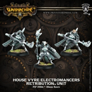 House Vyre Electromancers