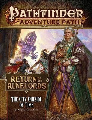City Outside of Time (Return of the Runelords 5 of 6)