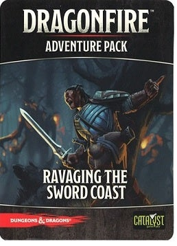 Ravaging the Sword Coast Adventure Pack