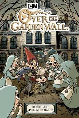Over the Garden Wall: Benevolent Sisters of Charity Ogn
