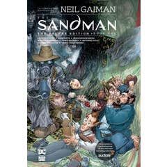 The Sandman: The Deluxe Edition Book One